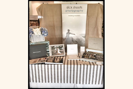 Slick Shoots Expo Display