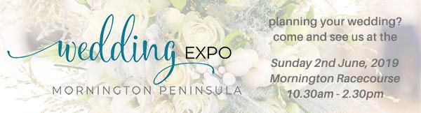 Mornington Peninsula Wedding Showcase 2019 at the Mornington Racecourse on June 2nd