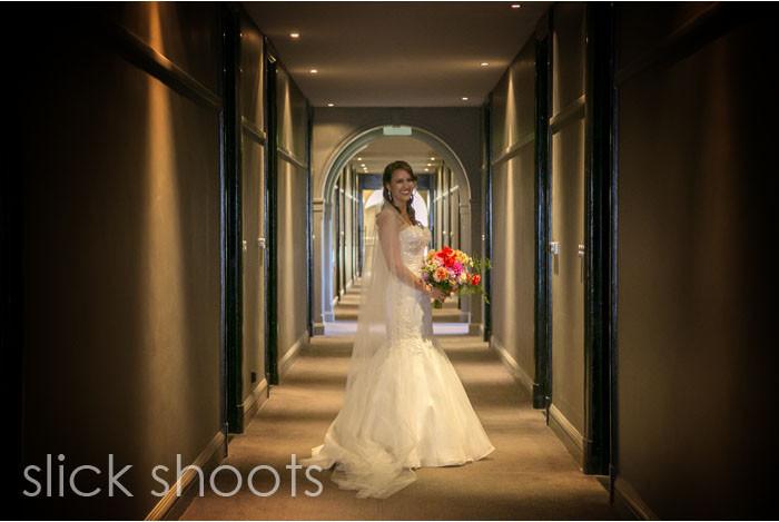 Ashley and Daniel wedding Werribee Mansion Rose Garden