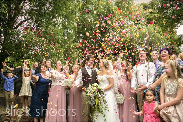 casey and ryan wedding gum gully farm dandenongs