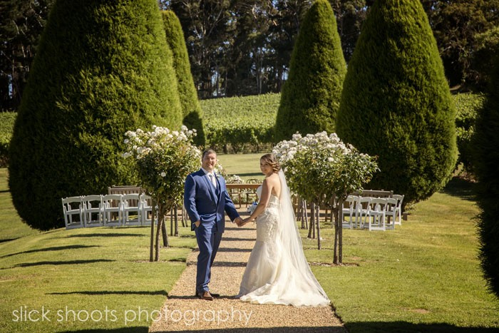 Bianca and Dean wedding Lindenderry Estate Red Hill Mornington Peninsula