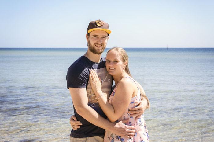 Emma & Gage – pre-wedding shoot