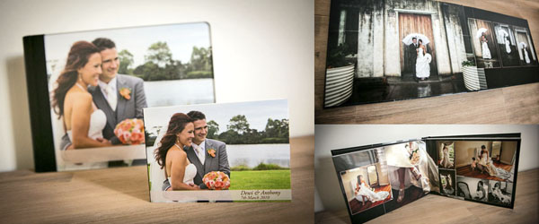 wedding book albums