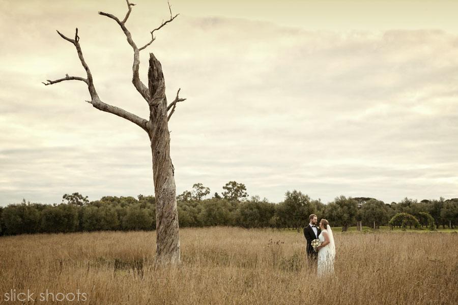 Emma and Gage's wedding at Summerfields Estate, Mornington Peninsula