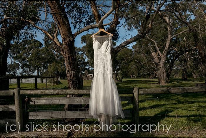 Hickinbotham of Dromana Shoot dresses by Sabrina Moda