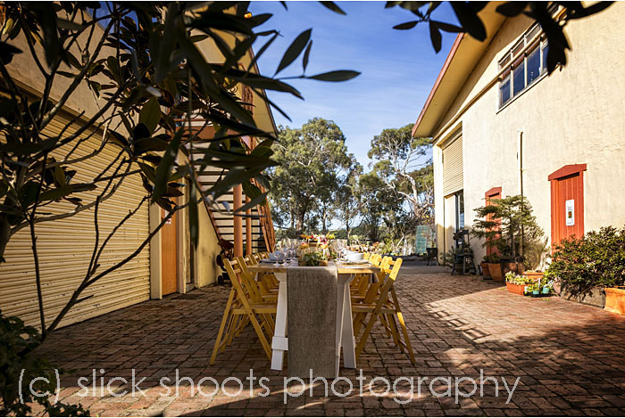 Hickinbotham of Dromana wedding venue styled shoot with Event and Flavour and Finesse Catering
