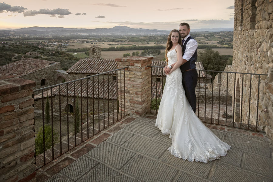 Emily and Alex – a beautiful Italian wedding!