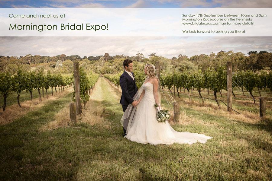 Mornington Bridal Expo – 17th September!