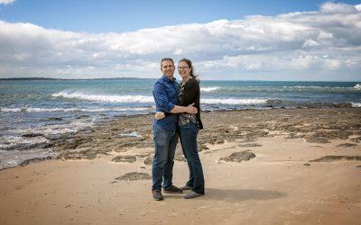 Rachel & David – Pre-wedding Portraits!