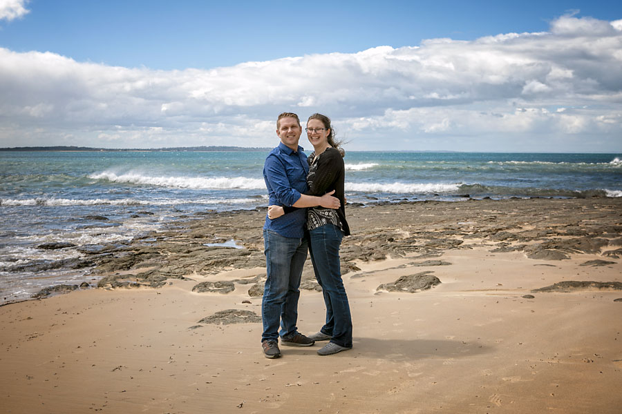 Rachel & David – Pre-wedding Portraits!
