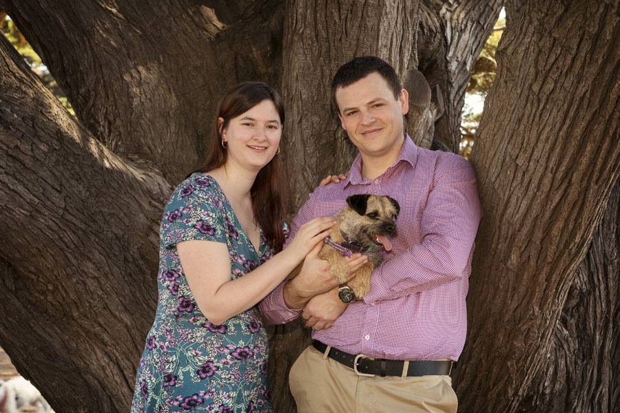 Katherine & Andrew – pre-wedding shoot