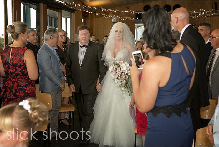 Belinda and Lachlan's wedding at Crackerjack Beachfront Seaford