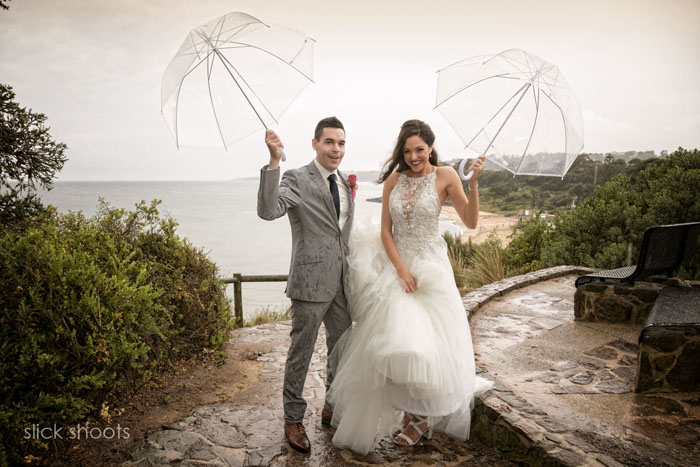 Shanyn and Mitch wedding Dalywaters Mornington Peninsula