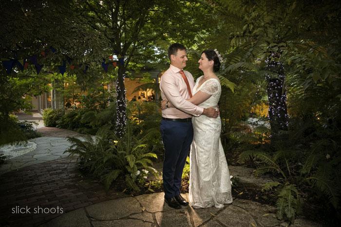 Katherine and Andrew wedding Lyrebird Falls The Dandenongs