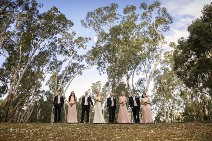 Jayne and Brad Wedding Echuca Victoria