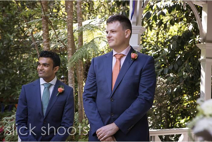 Katherine and Andrew's wedding at Lyrebird Falls in the Dandenongs