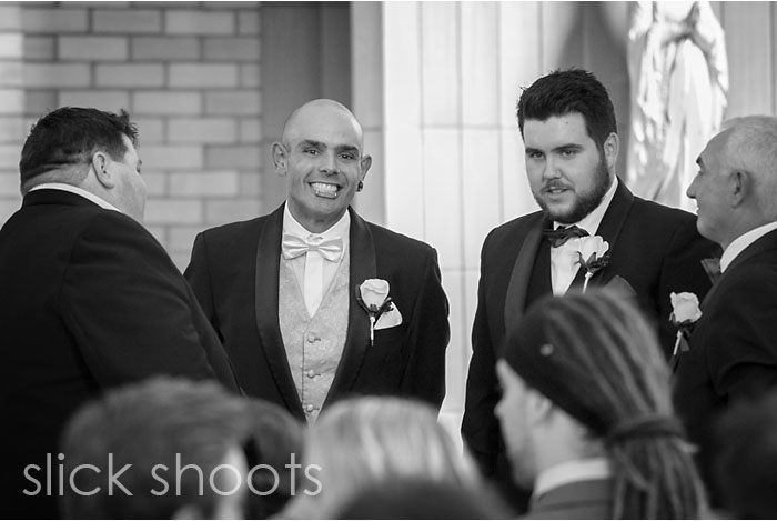 Tara and Gavin's wedding at The Sandhurst Club, Sandhurst