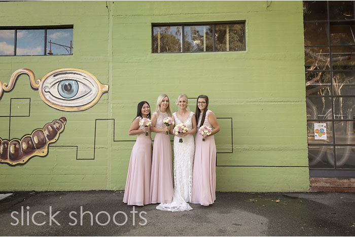 Jayne and Brad's wedding at Radcliffe's in Echuca