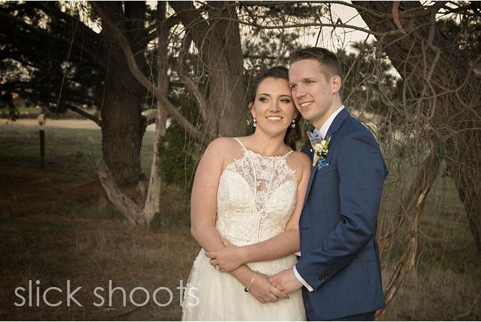 Alicia and Adam's wedding at Baxter Barn on the Mornington Penin