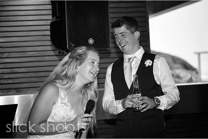 Dallas and Brendan's wedding at All Smiles Sorrento Mornington P