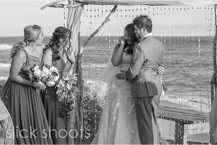 Samantha and Corey's wedding at All Smiles, Sorrento, Mornington Peninsula
