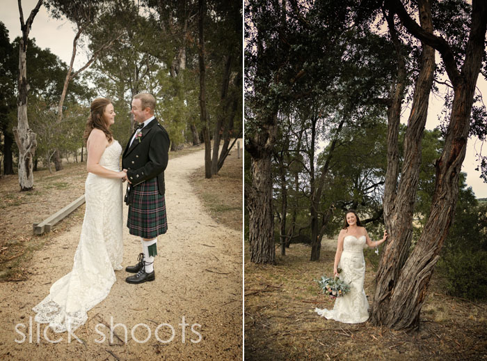 Candice and Will wedding Baxter Barn Mornington Peninsula