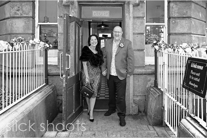 Debi & Nick wedding Brighton UK Bandstand and The Grand
